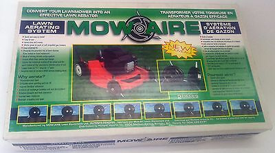 Mowaire Lawn Aerating System