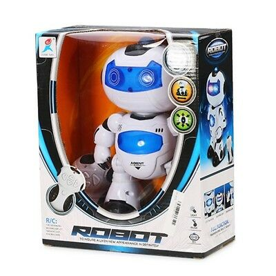 High Qualit Electric Intelligent Cute Robot Remote Controlled RC Musical Dancing