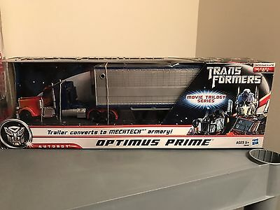 Transformers Dark of the moon DOTM Trilogy deluxe optimus prime  Lot