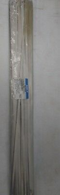 "Lot of 100 Band-It A10089 Tie-Dex Cable Tie, Stainless Steel, 0.25""x0.02""x14"""