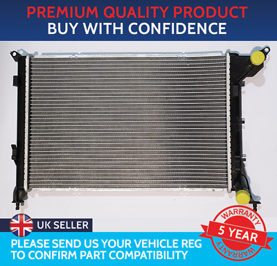 Brand New Radiator Mini One/cooper/convertible R50/r52 Without Air Conditioning