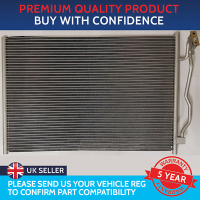 Brand New Condenser (Air Con Radiator) Mercedes S-Class W221 / C216 2005 To 2013