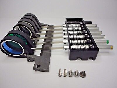 Zeiss Universal Filter Mechanism with all proper filters Excellent !