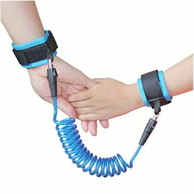 Borje Safety Child Anti Lost Wrist Link Harness Strap Rope Leash Walking Hand