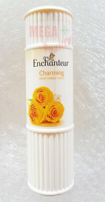 Enchanteur Charming Perfumed Talc Fragrance Powder Good Smell Good Scent 100g