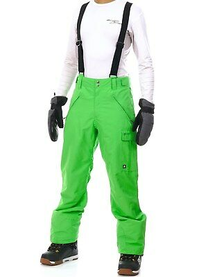 Protest Lizard Green Denysy Snowboarding Pants