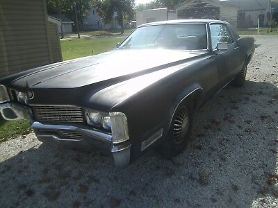 "1969 Cadillac Eldorado  !969 Cadillac Eldorado ......With RARE ALLOY TURBINE FWD SPORTS RIMS 15"" offset"