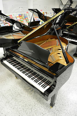 Yamaha C3 Concert Grand Piano - Video Demo Within Listing