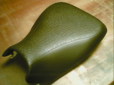 New Seat Cover  2007-2011 YAMAHA GRIZZLY 700 BLK OSTRICH ! GREAT FIT!