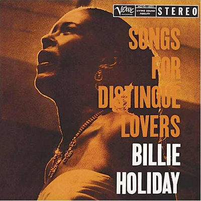 VERVE | Billie Holiday - Songs For Distingue Lovers 200g 2LPs (45rpm) NEU