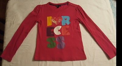 Lot of 5 Girl's Gymboree/Gap/Children's Place Long Sleeve Shirts - Size 10/12