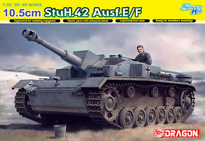 Dragon 6834  1/35 10.5cm StuH.42 Ausf.E/F - Smart Kit