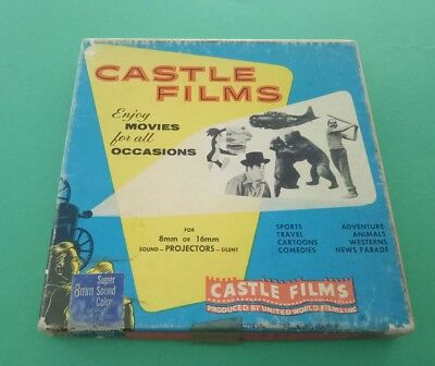 CASTLE FILMS #EXPO '67 Super 8 COLOR SOUND REEL #COMPLETE EDITION #FREE POST#