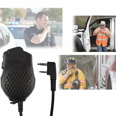Baofeng Two Way Radio Dual PTT Speaker Mic for UV-82 GT-5 Walkie Talkie UK