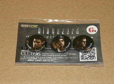 Biohazard Badge Brooch Picclick Uk