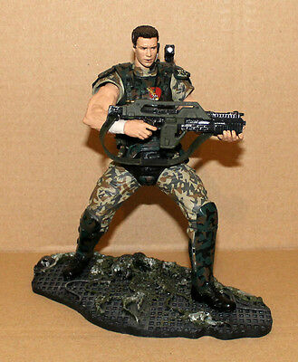 Aliens COLONIAL MARINE HICKS CPL. Action Figure Figur McFarlane MOVIE MANIACS