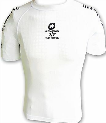 ASSOS SS.SKINFOIL_SPRING Cycling Base Layer FREE WORLDWIDE SHIPPING