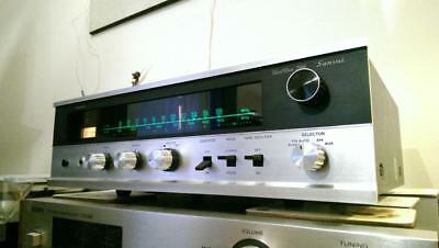 SANSUI 200 vintage stereo receiver with phono stage , original box