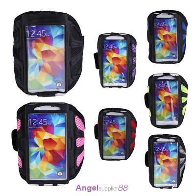 New Mesh Sports Belt Gym Arm Band Armband Case Cover for Samsung S5 I9600