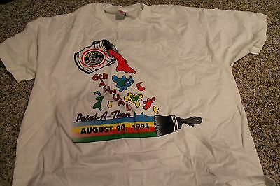 Union Pacific Railroad T - Shirt   Unused  XL Size  1994 All Original