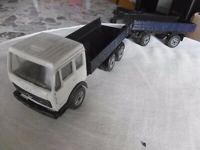 Forma Toys Art. 0311/12 Made In Italy Camion Con Rimorchio 1/43