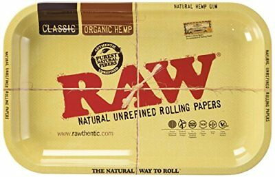 Raw Rolling Tray (Small Size) New
