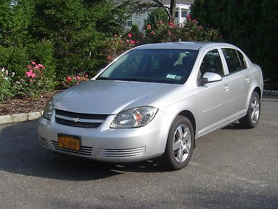 2010 Chevrolet Cobalt  Chevrolet Cobalt 2010 4 Door Silver with Automatic Transmission