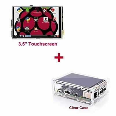 """VKmaker 3.5"""" LCD TFT Touch Screen Display for Raspberry Pi 2 / Raspberry Pi 3"""