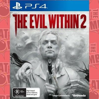 The Evil Within 2  - PlayStation 4 game - BRAND NEW