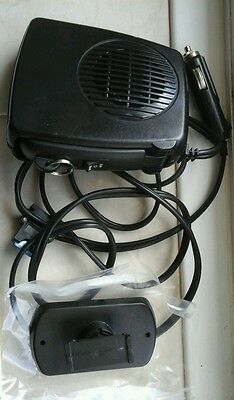 12 volts car cooling fan/ heater/defroster