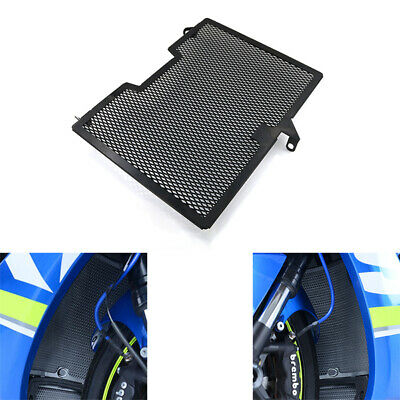 For SUZUKI GSXS1000 GSX-S 1000 F FA Radiator Guard Grill Cover Protectors Black