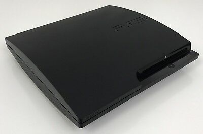 PlayStation 3 320GB Charcoal Black Replacement Console Only