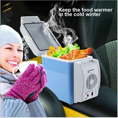 Portable Car Refrigerator Cooler-Warmer 12V 7.5L Capacity HUANJIE-FREE SHIPPING