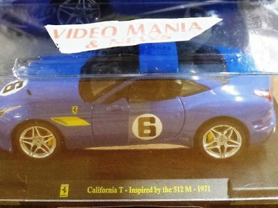 California T-1971 Le Grandi Ferrari La Passione In Scala 1:24 Vol 54