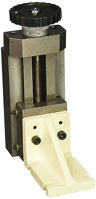"Precision Cross Slide For Lathe Mill Drill 2-3/4"" x 5"" Bed x 2-1/2"" Travel New"
