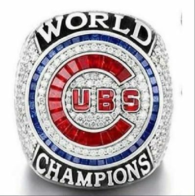 2016 Chicago Cubs World Series Championship Ring  BRYANT ~
