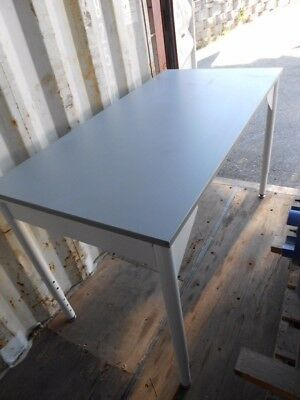 """30"""" X 60"""" X 35.5"""" Tall Gray Composite Top Laboratory Work Table/bench"""