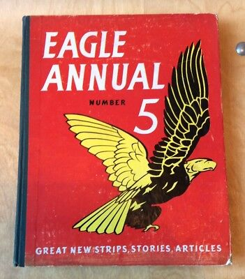Eagle Annual Issue 5.good Condition.
