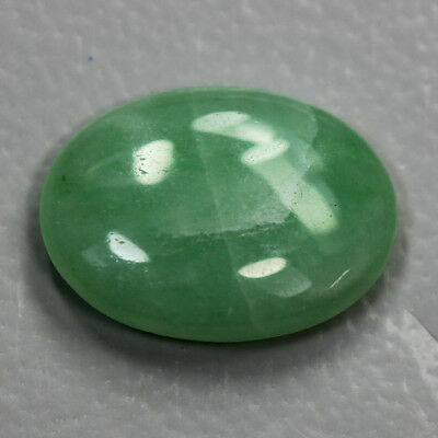 4.22 Cts_Stunning Rare Gem_100 % Natural Unheated Burmesh Green Jade_Jadeite
