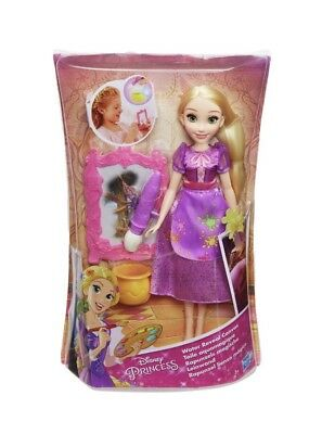 Disney Princess Rapunzel Dream Big Fashion Hair Doll Water Reveal Toy Store Gift
