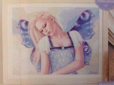(D) Heaven And Earth Designs Fairy Wishes Cross Stitch Chart