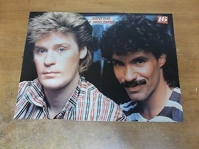 Hall & Oates  pinup   clipping #707