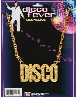 Disco Necklace One Size
