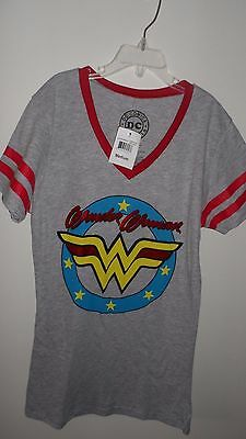 Wonder Woman Tee For Juniors New