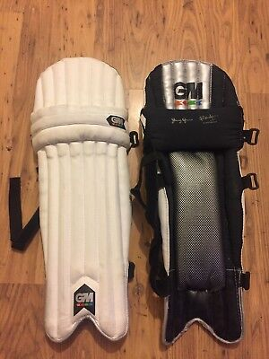 Gun And Moore Cricket Pads