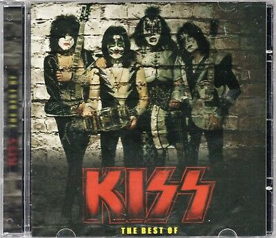 Kiss CD The Best Of Brand New Sealed Rare
