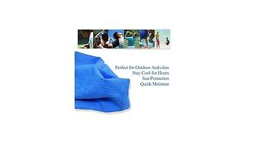 Sports Exercise Gym Intant Cooling Hand Towel