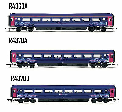 "Hornby First Great Western R4370B R4370A R4369A MK3 Letter "" B "" "" D "" "" H "" NEW"