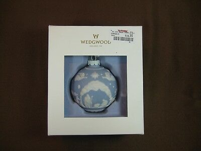 Wedgwood Christmas Nativity Ornament by Appointment to H.M. Queen Elizabeth II