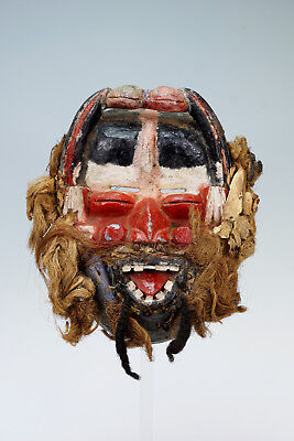 Guere mask, estate purchase